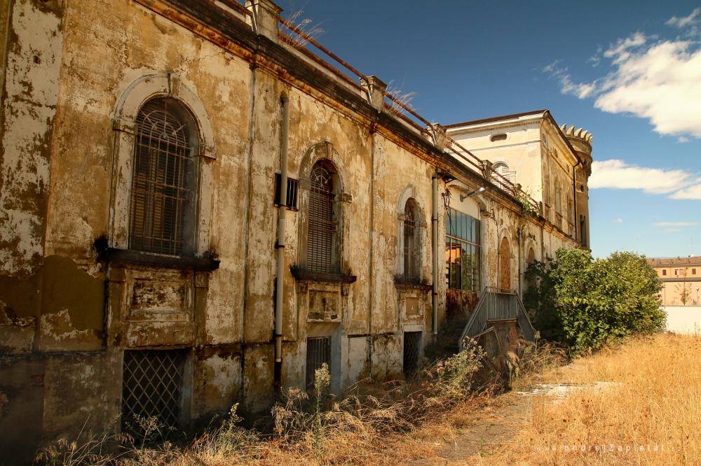Old Italian Factory by ondrejZapletal