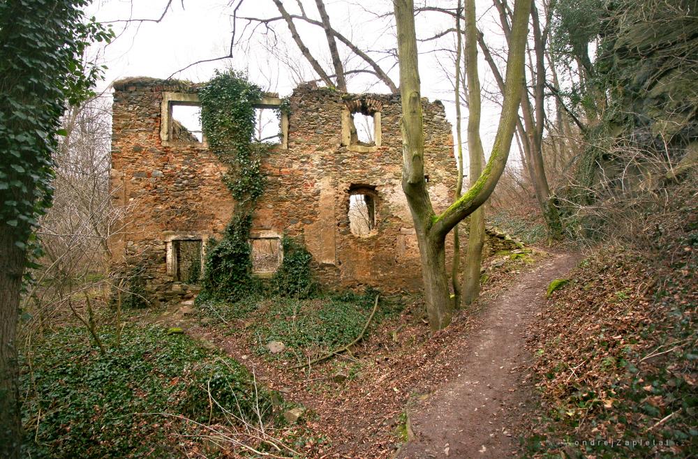 Abandoned Mill Cimburk by ondrejZapletal