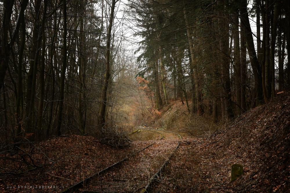 From Dark to Rain Train by ondrejZapletal
