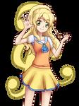 Hinami school uniform