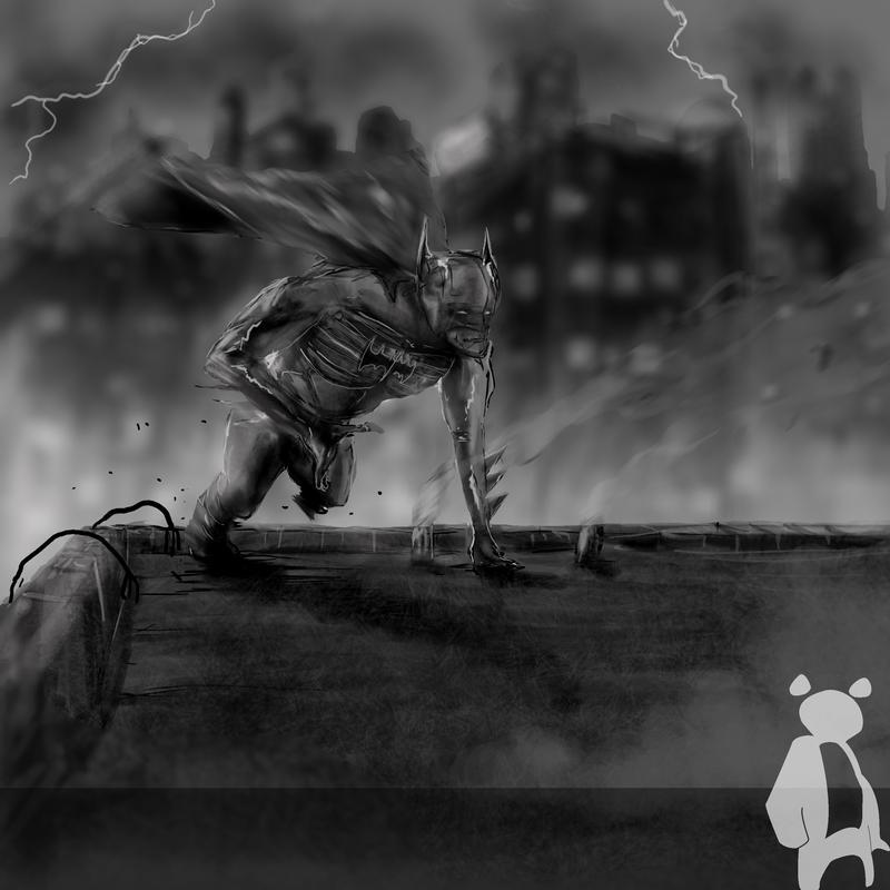 bat-attack by jogy-d
