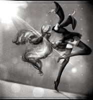 .:.Le Papillon qui Chante.:. by Pocky-Poison