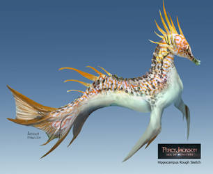 Percy Jackson : Sea of Monsters by Ubermonster