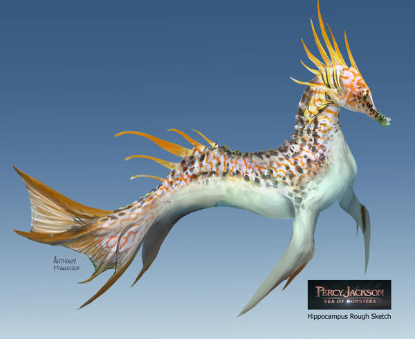 Percy Jackson : Sea of Monsters by Ubermonster on DeviantArt