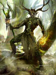 Twisted Forest Druid
