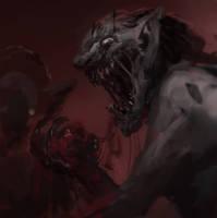 Zombie Goblin by Ubermonster