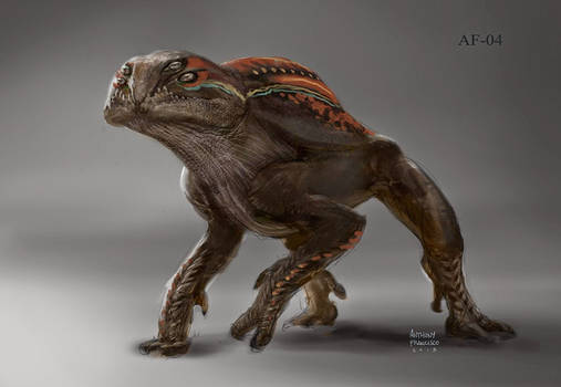 Orlani - concept art for guardians of the galaxy
