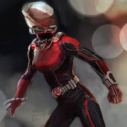 Wasp - concept art