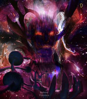 Dormammu Concept Art for Dr Strange