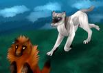 Making new Friends? (Rite of Knowledge - Roxy)