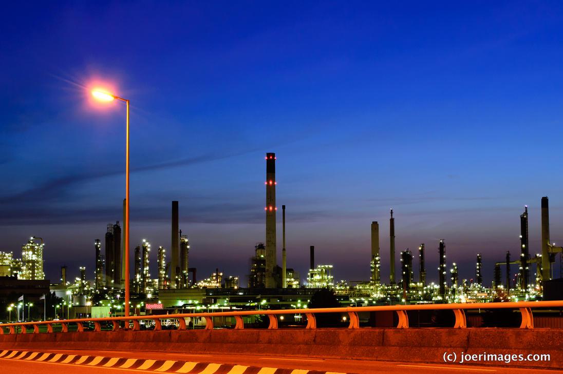 Industryline by joerimages