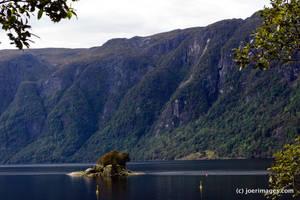 Stanghelle fjord by joerimages