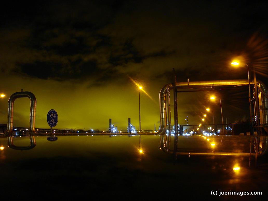 Pipe nights by joerimages