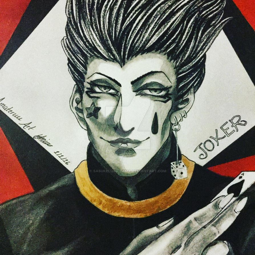 JOKER by Sasukeluva-sama