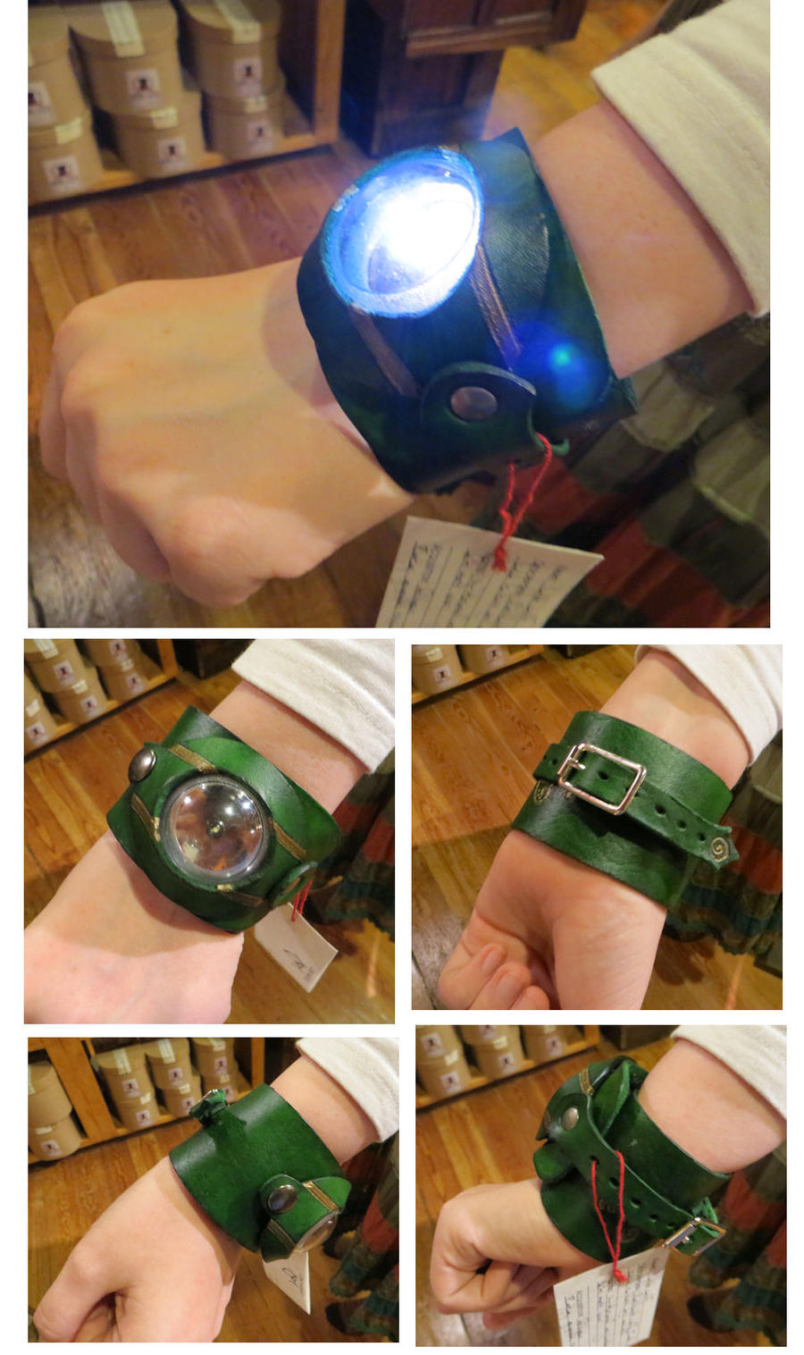 green light cuff by danaan-dewyk