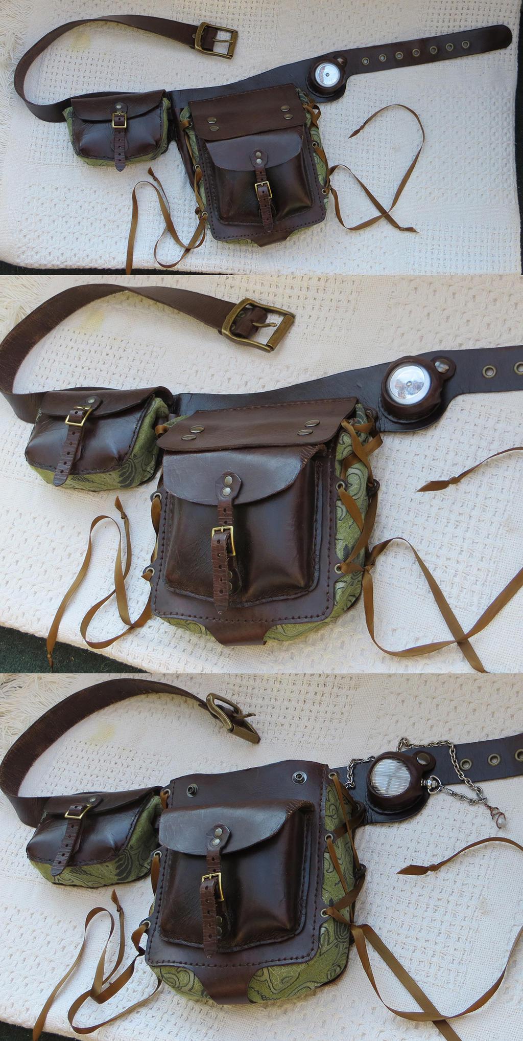 Modular belt pouch side A! by danaan-dewyk