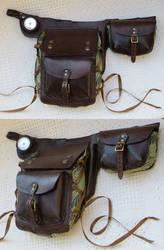 Modular belt pouch side B!