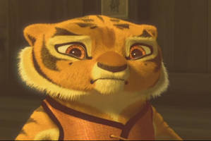 master tigress was sad by WinterMaiden11