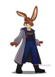 Nestle: The Doctor CM by WinterMaiden11