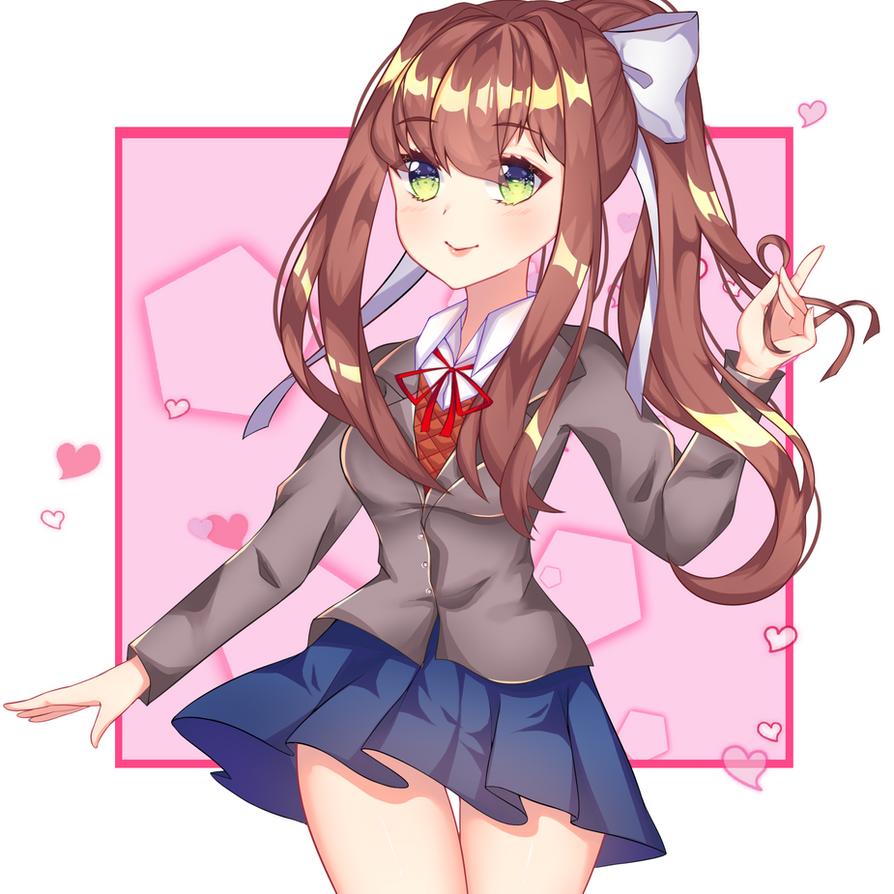 [FA] Monika by JKEIII