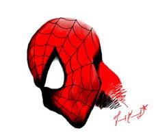 Spider-man's Noggin