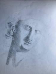 Quick Sculpture Sketch