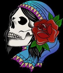 Femskullcolor