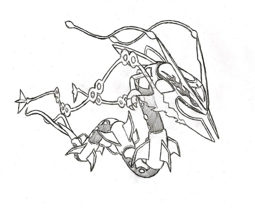 pokemon mega kyogre coloring pages - photo#33