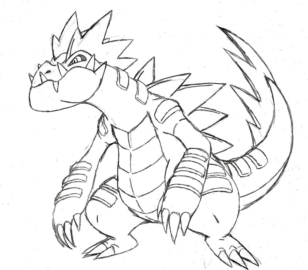 Pokemon Coloring Pages Onit