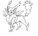 Project Fakemon: Mega Delcatty