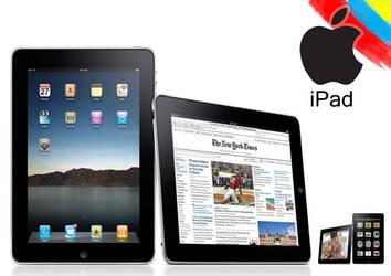 Apple iPad by siam-aod