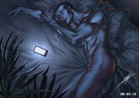 Midnight by AkriaWanika