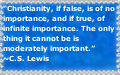 C. S. Lewis quotes are awesome by Colliequest