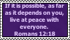 a Bible verse I like by Colliequest