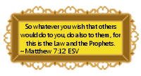 the golden rule in the Bible by Colliequest