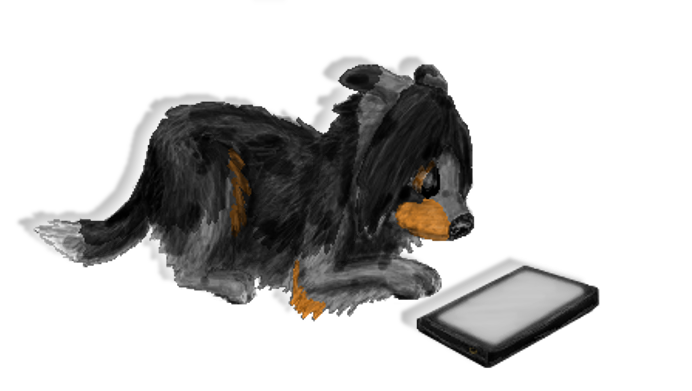 need to friggen stop drawing dogs by Colliequest