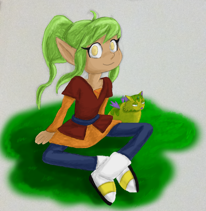 RQ--Harpy Gee by Colliequest