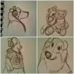 sona sketches by Colliequest