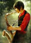 Saxophone Solace