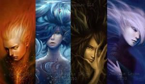 Elementals by SaiFongJunFan