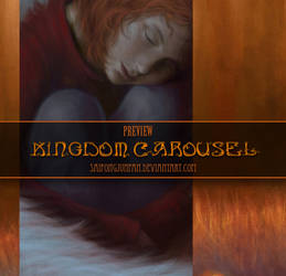 Kingdom Carousel Preview by SaiFongJunFan