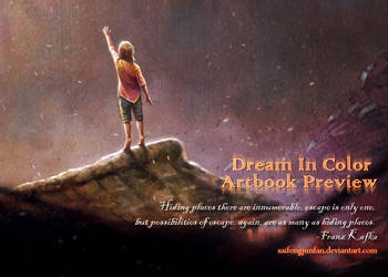 Dream In Color Artbook Preview by SaiFongJunFan