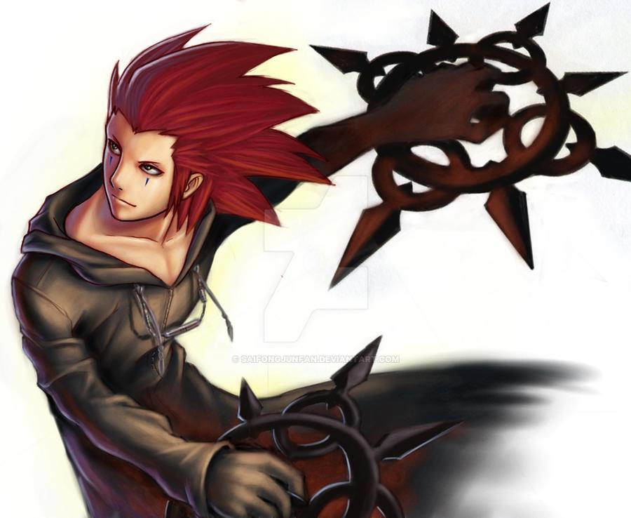Axel by SaiFongJunFan