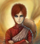 Gaara of the Desert