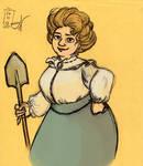Lady Sybil Ramkin-Vimes