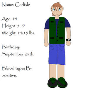 Carlisle Info Page