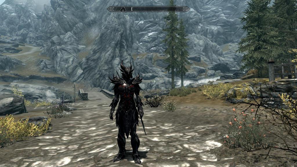 Daedric Armor by DarkAngelLover1