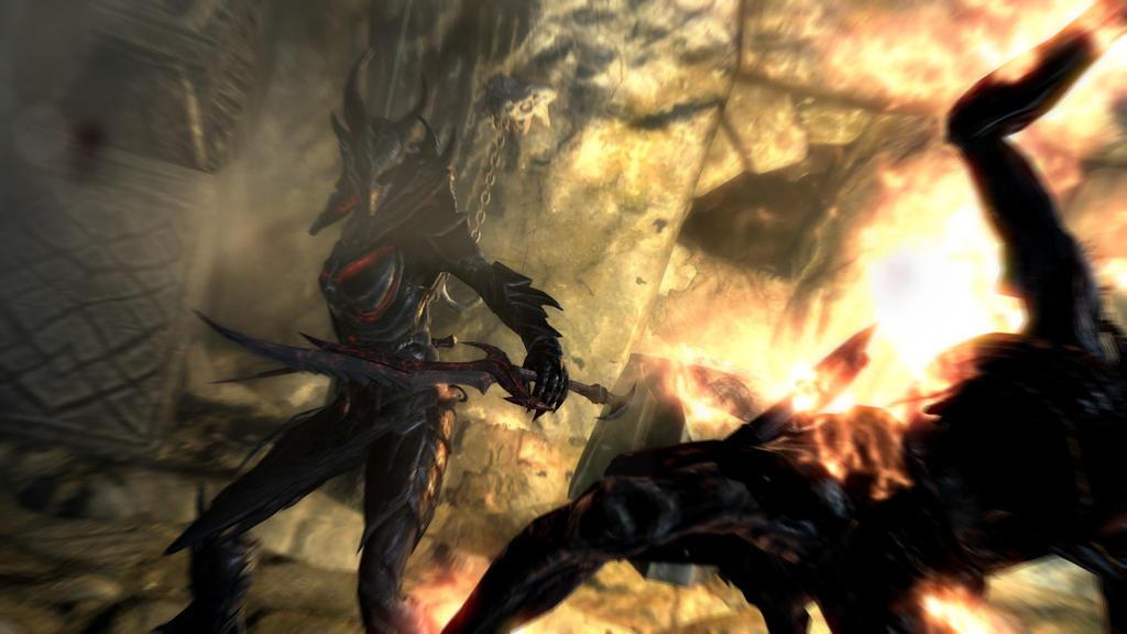 Daedric Armor #2 by DarkAngelLover1