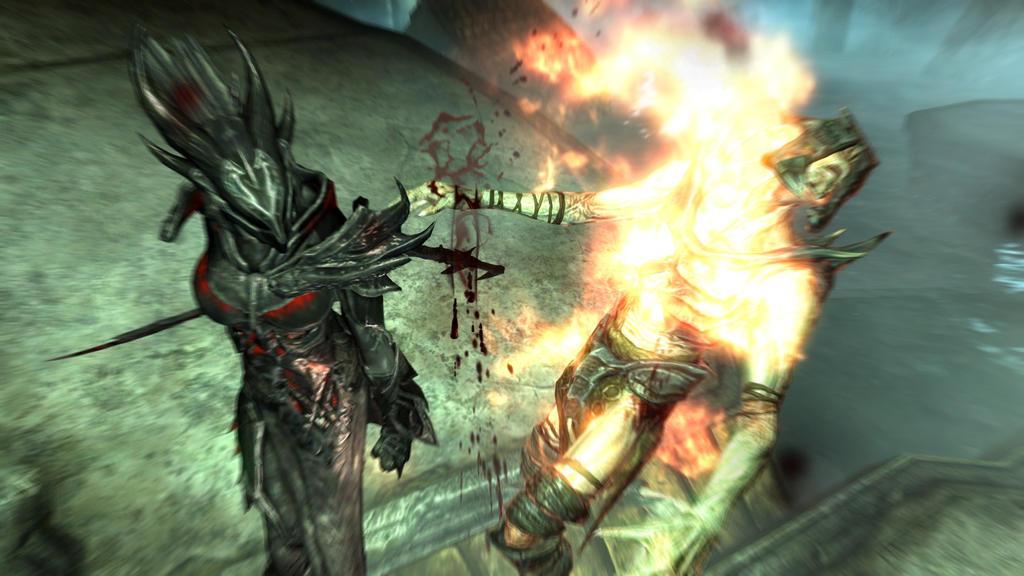 Daedric Armor #3 by DarkAngelLover1