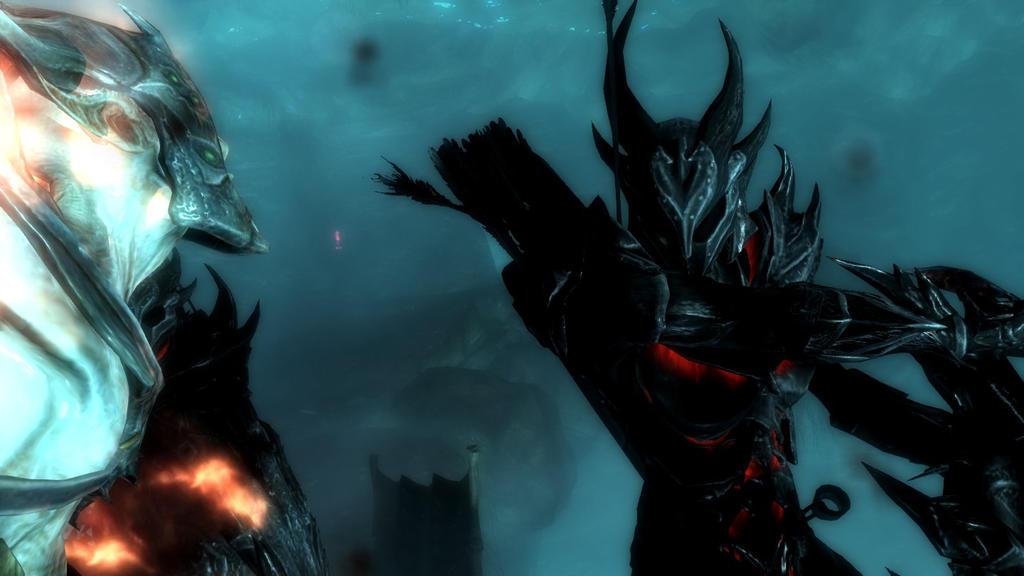 Daedric Armor #4 by DarkAngelLover1